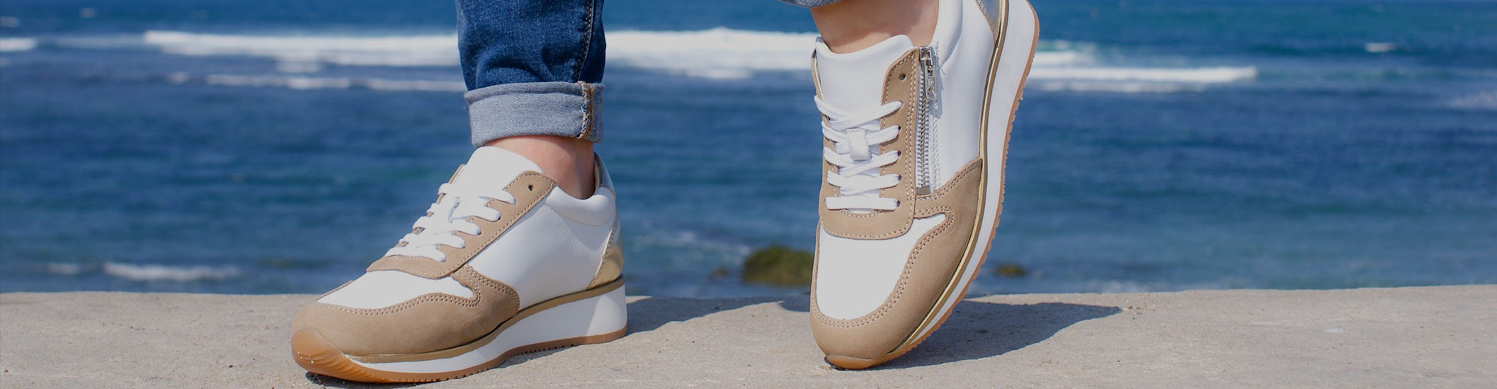 Comfortable sneakers for everyday